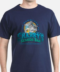 Sharky's Seaside Bar T-Shirt