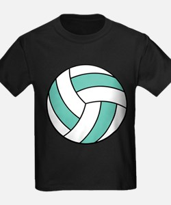 Funny Volleyball Belly T