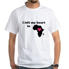 I Left My Heart in Africa Shirt