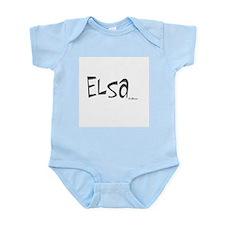 Elsa Infant Creeper