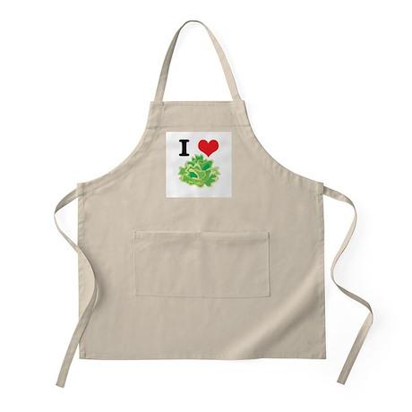 I Heart (Love) Lettuce Apron