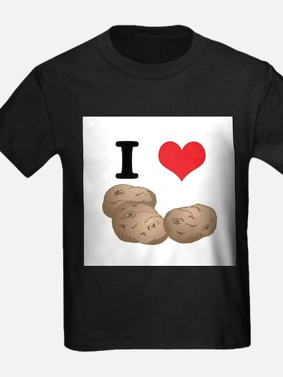 I Heart (Love) Potatoes T