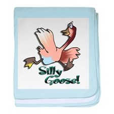 Silly Goose Infant Blanket