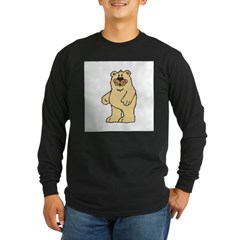 Country Style Tan Bear T
