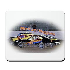 Michael Higginas Mousepad