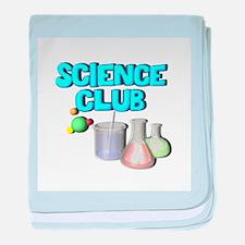 Science Club Infant Blanket