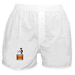 Science Grad Boxer Shorts