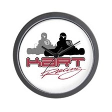 Kart Racing Wall Clock