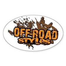 Cute Off road vehicles Decal