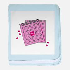 Bingo Cards Infant Blanket