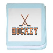 Hockey Infant Blanket