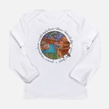 Red Canyon Long Sleeve Infant T-Shirt