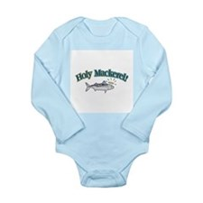 Holy Mackerel! Onesie Romper Suit