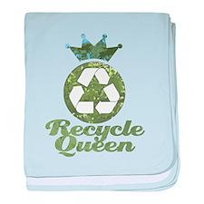 Recycle Queen Infant Blanket