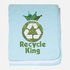 Recycle King Infant Blanket