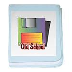 Old School Floppy Disk Infant Blanket