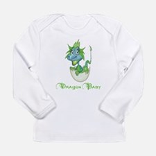 Dragon Baby Long Sleeve Infant T-Shirt