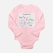 Infant Bodysuit - Flip