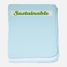 Sustainable Infant Blanket