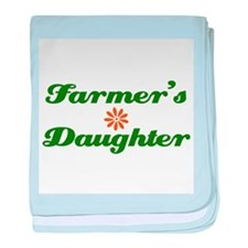 Farmer's Daughter Infant Blanket