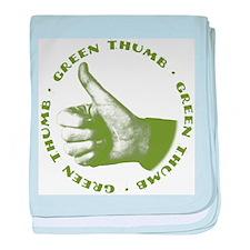 Green Thumb Infant Blanket