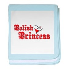 Polish Princess Infant Blanket