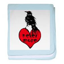 Nevermore Raven Infant Blanket