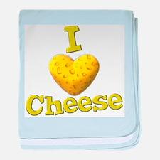 funny cute i heart love cheese cheesey heart baby