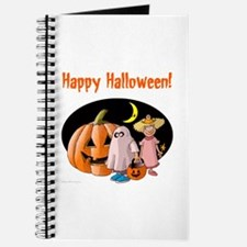 Trick or Treaters Journal