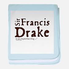Sir Francis Drake Infant Blanket