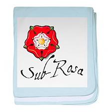 Sub-Rosa Infant Blanket