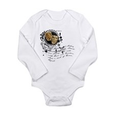 The Alchemy of Acting Long Sleeve Infant Bodysuit