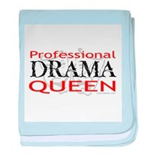 Professional Drama Queen Infant Blanket
