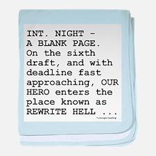 Rewrite Hell Infant Blanket