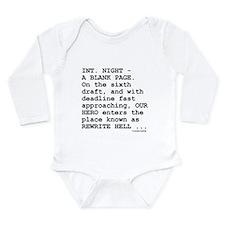 Rewrite Hell Long Sleeve Infant Bodysuit