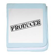 Producer Stamp Infant Blanket