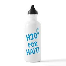H2O for Haiti Water Bottle