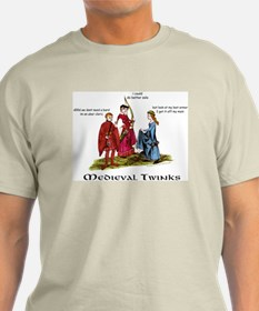 Medieval Twinks T-Shirt