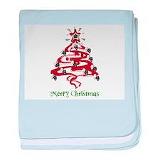 Actors' Christmas Tree Infant Blanket