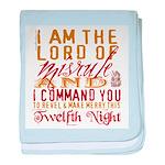 Lord of Misrule/Twelfth Night Infant Blanket