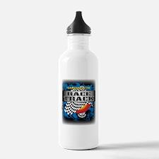 Race Track Water Bottle