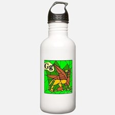 G is for Gryphon Water Bottle