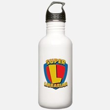 Super Librarian Water Bottle