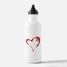Heart Climber Water Bottle