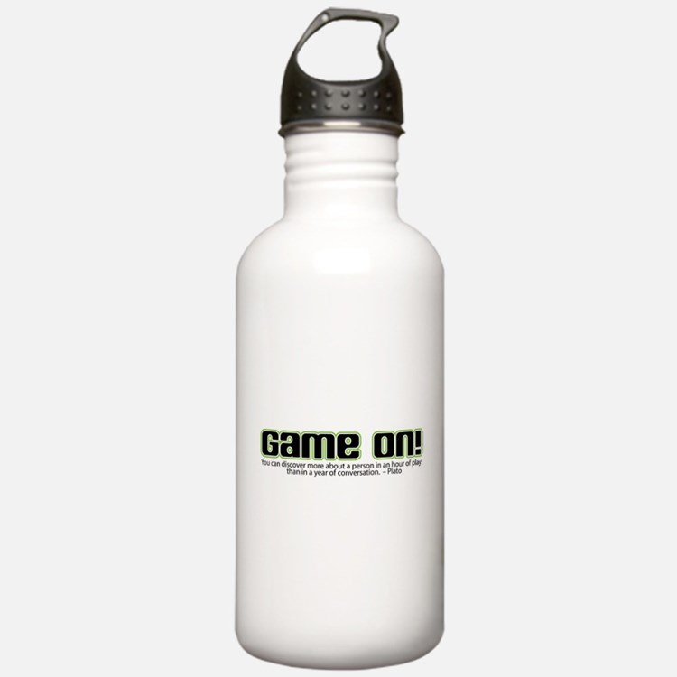 Game on! Water Bottle