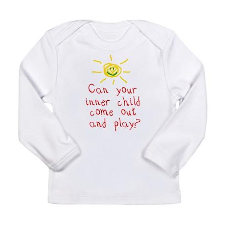 Inner Child Long Sleeve Infant T-Shirt