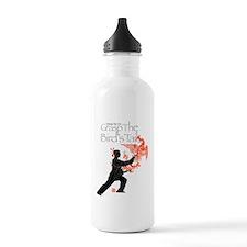 Tai Chi Fire Phoenix Water Bottle