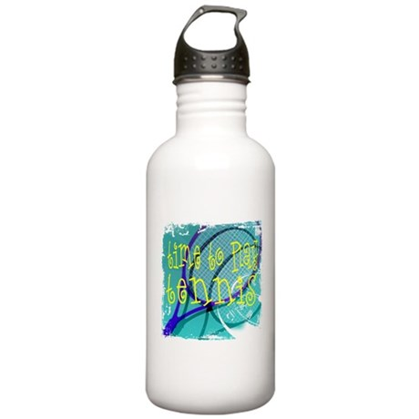 Tennis Home Stainless Water Bottle 1.0L