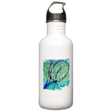 Tennis Home Water Bottle