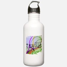 Tennis Home Water Bottle
